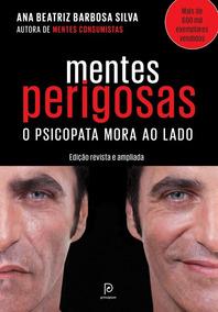 Livro Digital Mentes Perigosas - O Psicopata - Ana Beatriz