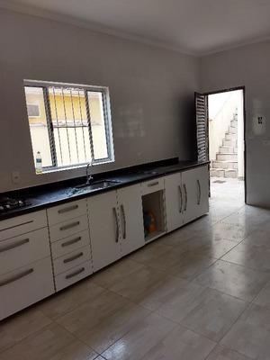Sobrado Residencial À Venda, Vila Mirim, Praia Grande. - 3333