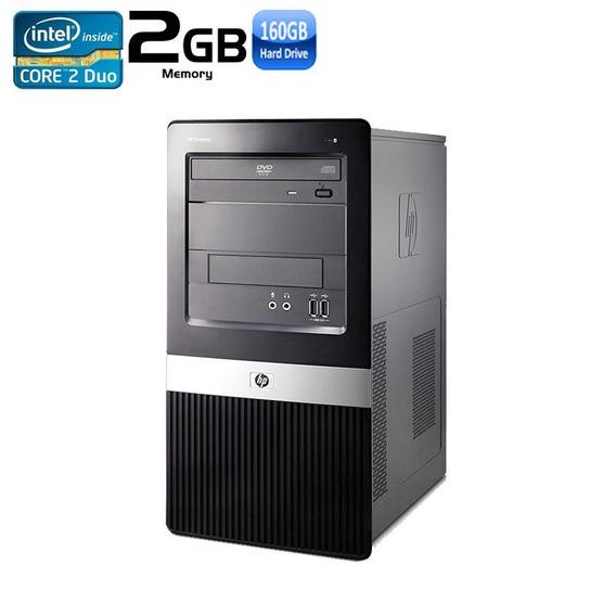 Pc Hp Compaq Dx 2390 Core 2 Duo E7400 2gb Hd 160gb