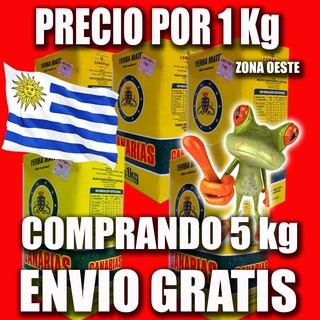 Canarias Por 5 Kg Envío Gratis