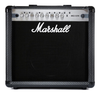 Marshall Mg50 Cfx Amplificador Para Guitarra 1x12 50w C/fx