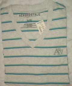 Camisa Camiseta Blusa Aeropostale Hollister Abercrombie