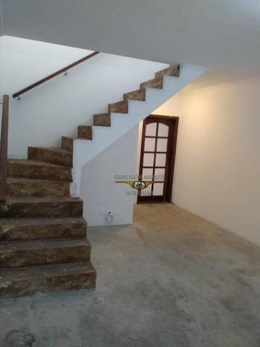 Imagem 1 de 13 de Sobrado Com 3 Dormitórios À Venda, 140 M² Por R$ 550.000,00 - Jardim Vila Formosa - São Paulo/sp - So1317