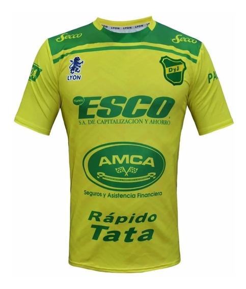 Camiseta Defensa Y Justicia Lyon Titular 2020 Original