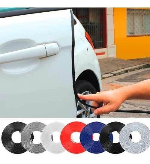 Protetor De Bordas Portas Veiculo Universal Carro -10 Metros