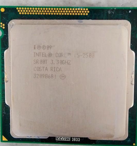 Processador Intel, I5 2500 3.40 Ghz, Soquete 1155.