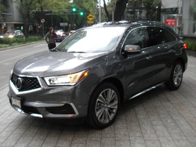 Acura Mdx 3.5 Sh-awd At 2018 $834,900.00 (auto Demo)