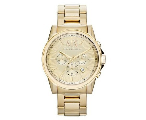 Relógio Novo Original Armani Exchange Men Ax2099/4dn