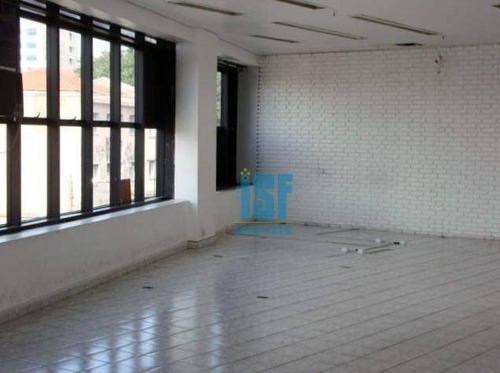 Sala À Venda, 185 M² Por R$ 1.280.000 - Centro - Osasco/sp - Sa0268. - Sa0268