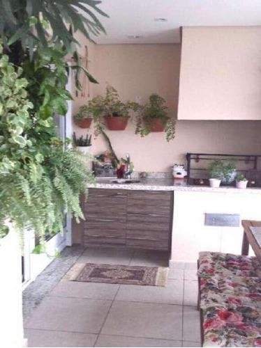 Imagem 1 de 21 de Apartamento Com 3 Dormitórios À Venda, 112 M² Por R$ 1.357.000,00 - Vila Dom Pedro Ii - São Paulo/sp - Ap5671v