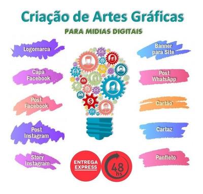 Artes Gráficas Para Mídias Digitais