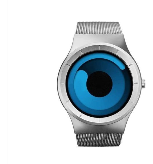 Reloj De Última Moda Estilo Innovador Y Vanguardista