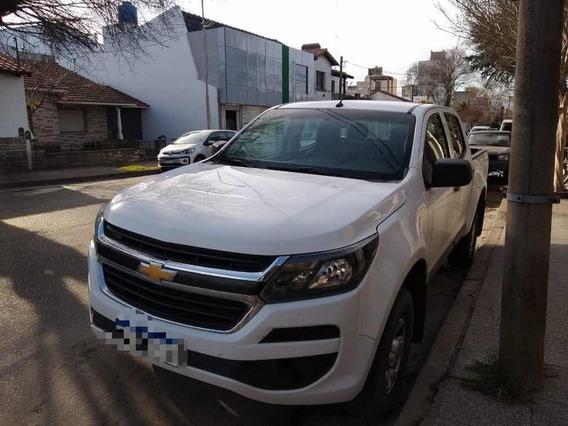 Chevrolet S10 2.8 Cd 4x2 Ls Tdci 200cv 2016