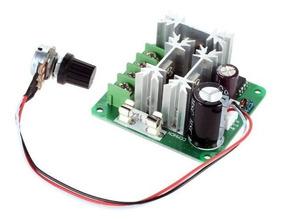 Pwm Controlador Velocidade Motor Dc 1000w 15a Regulador