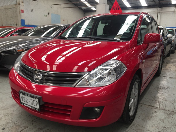 Nissan Tiida Hb Emotion Aut 2013