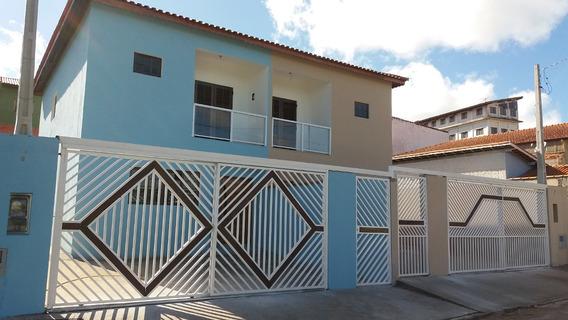 Linda Casa Em Ibiúna 200 Mts Portal Vista Linda A/c Carro!