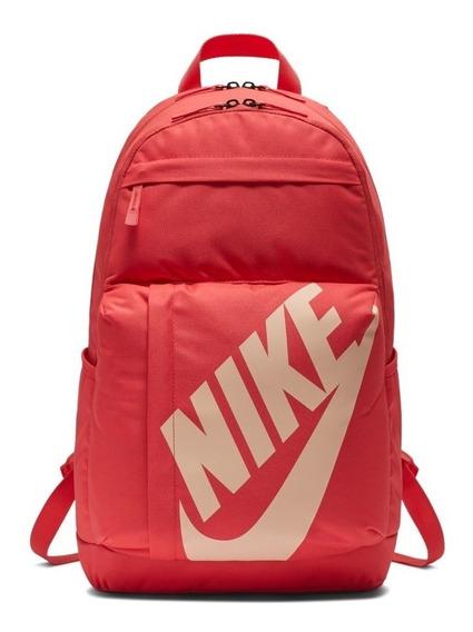 Mochila Nike Sportswear Elemental Rosa Preto Ba5381 + Nfe