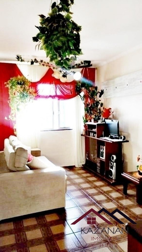 Apartamento 2 Dormitórios E Garagem Fechada - Saboó, Santos - 2929