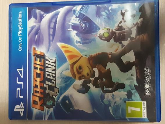 Videogame Ratchet & Clank Para Playstation 4
