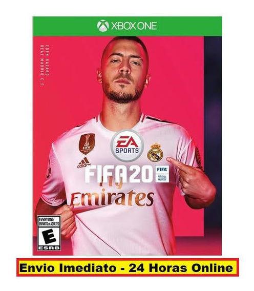Fifa 2020- Xbox One -midia Digital - Promoção De Inauguração