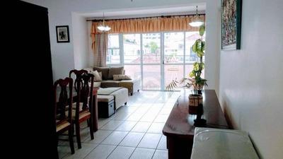 Casa Com 4 Dormitórios À Venda, 240 M² Por R$ 1.166.000 - Campo Grande - Santos/sp - Ca0288