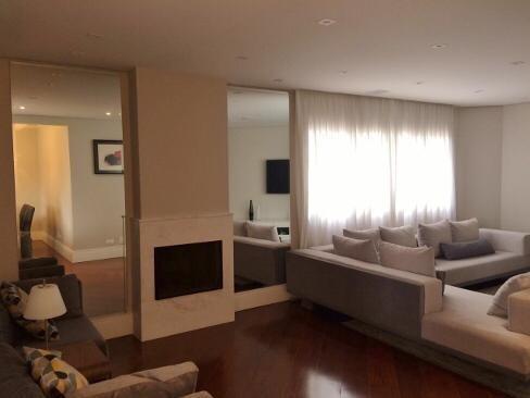 Apartamento Em Brooklin, São Paulo/sp De 172m² 3 Quartos À Venda Por R$ 1.655.000,00 - Ap220197