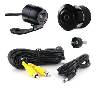 Câmera De Ré Automotiva Visão Noturna Para Multimidia