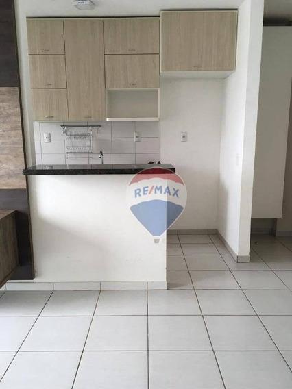 Torres Do Coxipó - Apartamento Com 2 Dormitórios À Venda, 70 M² Por R$ 0 - Coophema - Cuiabá/mt - Ap0692