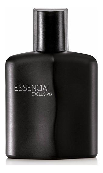 Deo Parfum Essencial Exclusivo Masculino Natura 100 Ml