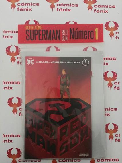 La Edicion En Grapas De Superman Red Son