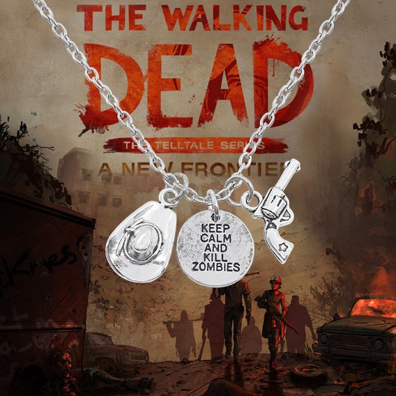 Colar The Walking Dead