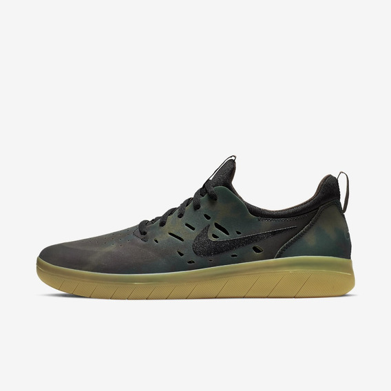 Tênis Nike Sb Nyjah Free Premium 11597 Original