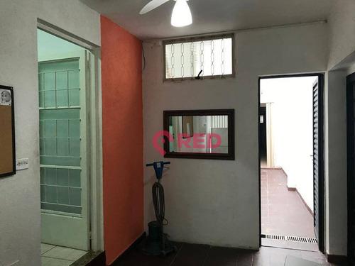 Casa Com 3 Dormitórios À Venda, 110 M² Por R$ 380.000,00 - Vila Santana - Sorocaba/sp - Ca0171