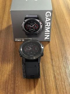 Garmin Fenix 5x Zafiro - Reloj Deportivo