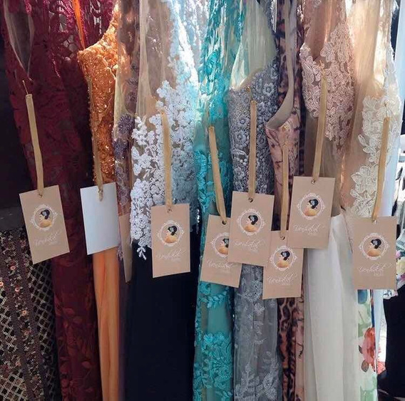 Lote De 25 Vestidos De Festa Noite Para Loja De Aluguel Luxo