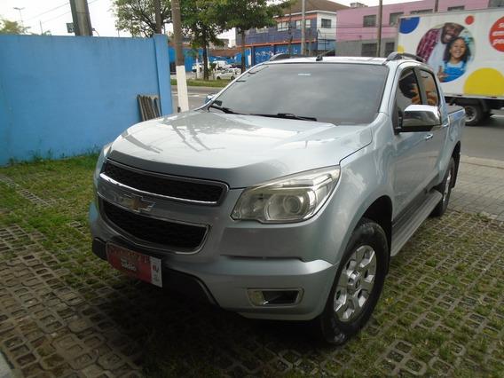 S10 Cd - Ltz Automática - Diesel - 2013 - Wilson