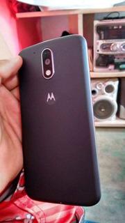 Moto G4 Plus Com Todos Acessórios 5 Meses De Uso