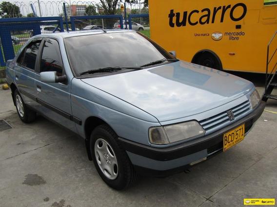 Peugeot 405 Gr Mt 2.0
