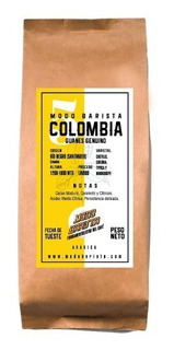Cafe De Especialidad Tostado Colombia Guanes Genuino -1/4 Kg