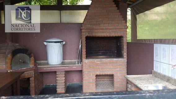 Apartamento Com 2 Dormitórios À Venda, 50 M² Por R$ 210.000 - Jardim Irajá - São Bernardo Do Campo/sp - Ap8787