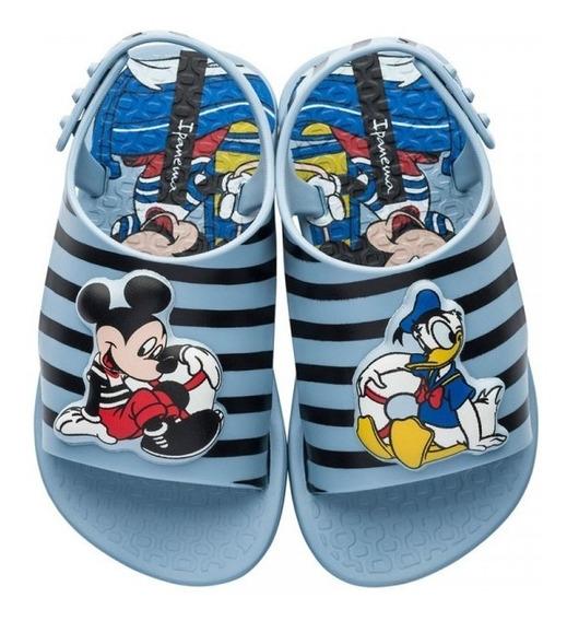 Sandália Infantil Ipanema Disney Love Mickey
