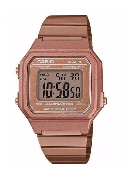 Relógio Casio Feminino B650wc-5adf Original + Garantia + Nf