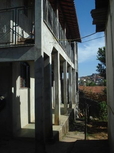 Casa Com 6 Quartos Para Comprar No Havaí Em Belo Horizonte/mg - 384