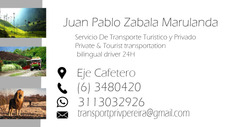 Transporte Priv-turistico, Conductor Bilingue,renault Duster
