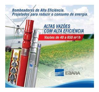 Bomba Caneta De Alta Vazao Saneamento, Agrícola, Mineração,