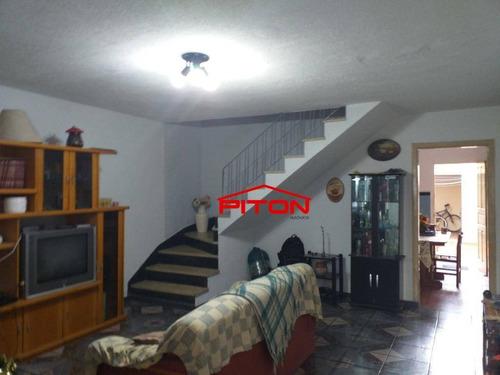 Imagem 1 de 9 de Sobrado Com 2 Dormitórios À Venda, 112 M² Por R$ 550.000,00 - Penha De França - São Paulo/sp - So1115