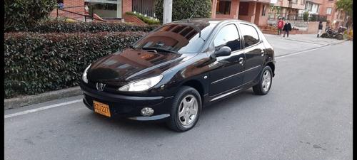 Peugeot206 Mt 1.600 Cc A.a