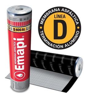 Membrana Emapi D400 C/aluminio 35 Kg
