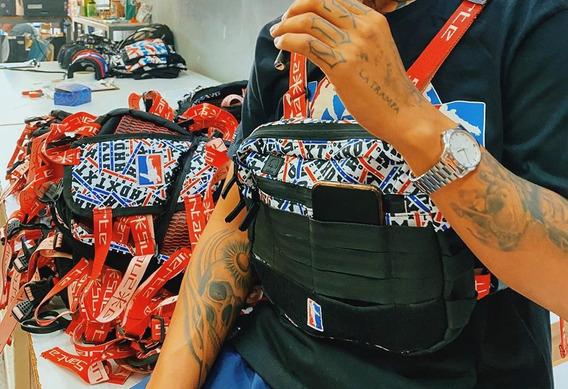 Pechera Alemán X Hip Hop Deporte. Original