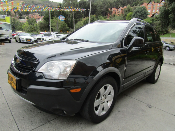 Chevrolet Captiva Sport At 2400 Tc Ct